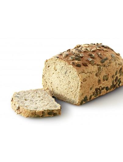 Pan con Pipas de Calabaza, 750g