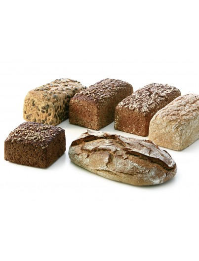 Assortment of breads, 1000g