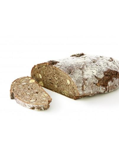 Pan de avellanas