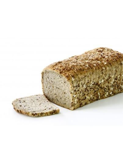 Pan de Molde Cortado Multicereales, 750g