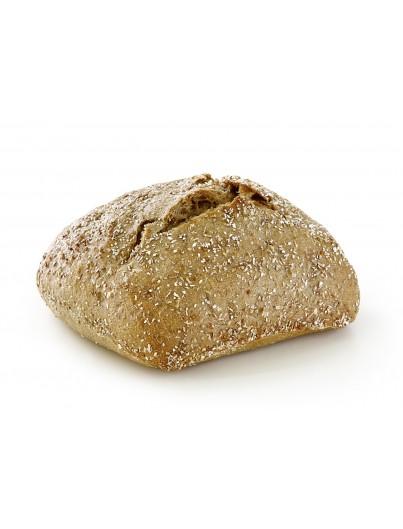 Muffins-Quadrat mit Roggen, 85g