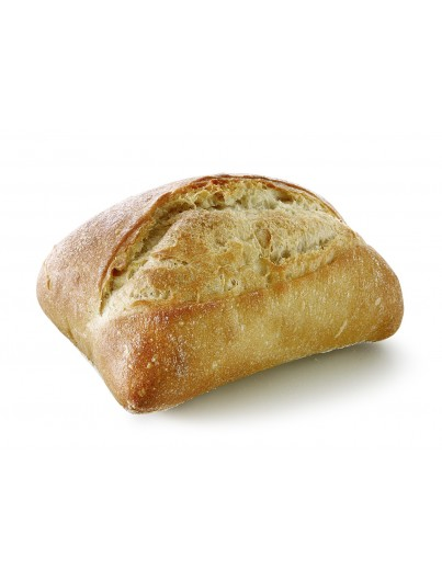 Stone wheat bun, 70g