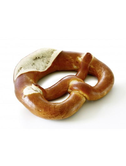 Lye Pretzel Sin Sal terminado, 100g