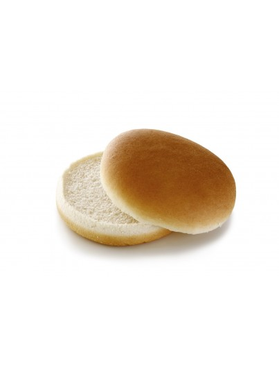 Natural Burger cut bread, 55g