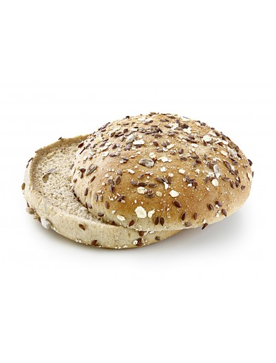 Bun hamburger Integral Mehrkorn, 90g