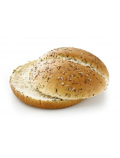 Hamburger Brot Focaccia, 55g