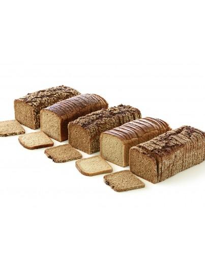 Sortiment von geschnitten Brot 1000g
