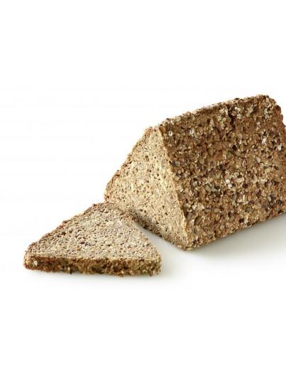 Brot-Roggen mit Rohren, dreieckige 750g