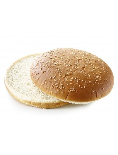 Schneiden Sie Burger XL-Sesam-Brot, 125g