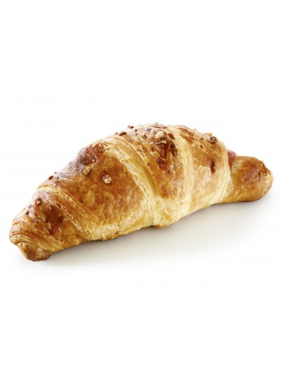 Croissant with cheese and ham, 100 g