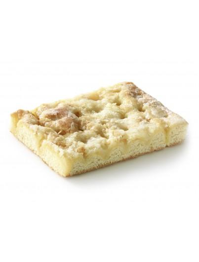 Zucker-Kuchen mit Butter, 250g