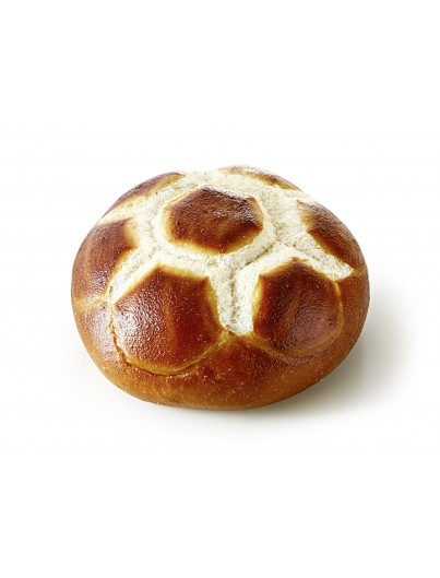 Pretzel roll football, 70g