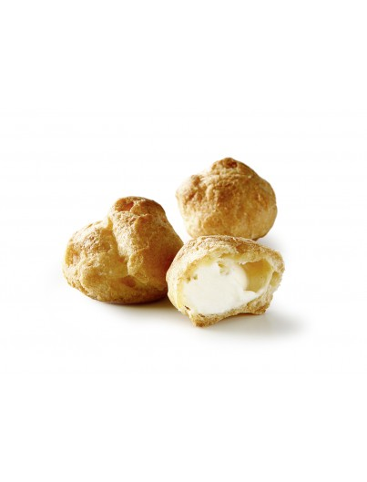 Mini Profiteroles cream, 12.5g