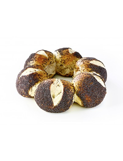 Crown Bretzel poppy, 300g