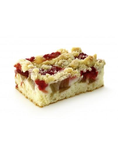 Erdbeeren und Rhabarber Torte Eisen, 105g