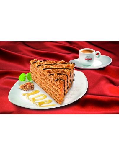 Tarta de miel con nueces (Marlenka), 800g