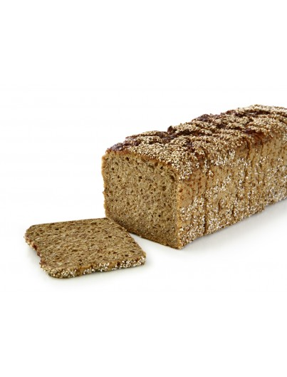 Pan integral con semillas cortado, 1000g