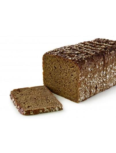 Pan integral copos avena-centeno cortado, 1000g