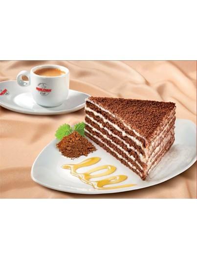 Tarta de miel con chocolate (Marlenka), 800g