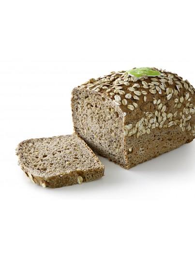 Organic Multigrain Bread, 500gr
